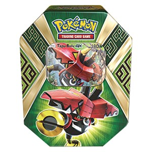 Island Guardians Tins: Tapu Bulu GX Tin-Box
