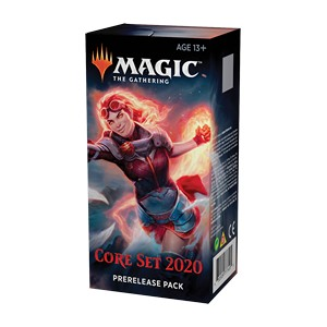 Core 2020: Prerelease Pack
