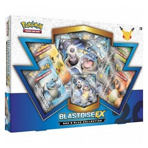 Red & Blue Collections: Colleccion Blastoise EX