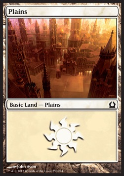 Plains (Version 1)