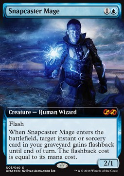 Snapcaster Mage