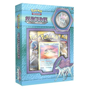 Suicune Pin Collection