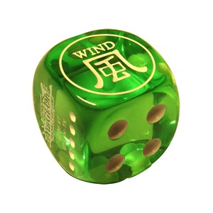 Attribute Dice (Wind)