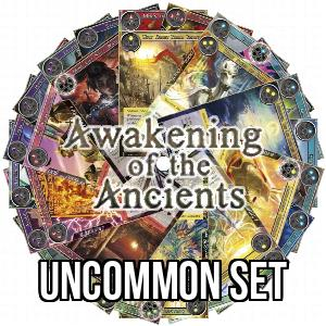 Awakening of the Ancients: Uncommon Set