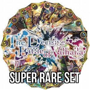 The Decisive Battle of Valhalla: Super Rare Set