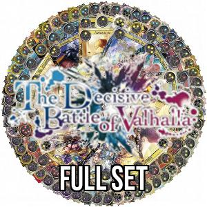 Set complet de The Decisive Battle of Valhalla