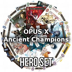 Opus X: Ancient Champions: Hero Set