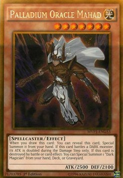 Palladium Oracle Mahad (V.2 - Gold Rare)