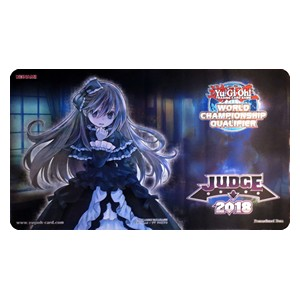 """Ghost Belle & Haunted Mansion"" 2018 Judge Playmat"