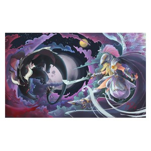 "Cardmarket ""Moonlight Battle"" Playmat"
