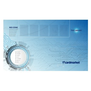"Tapis Cardmarket ""Blueprint-Magic"""