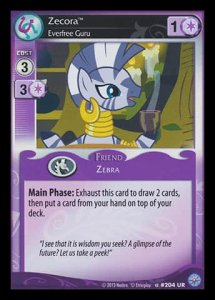 Zecora *Everfree Guru*