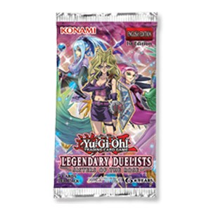 Legendary Duelists: Sisters of the Rose Booster