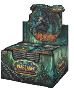 The Hunt for Illidan Booster Box