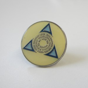 Return to Ravnica: Azorius Pin