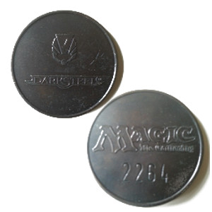 Darksteel Collectors Coin