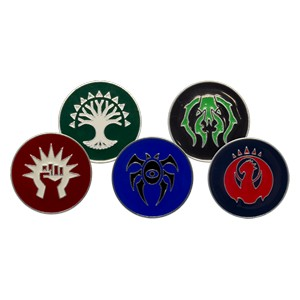 Guilds of Ravnica: Guild Kits Pin Set