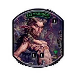 Elf Warrior Relic Token