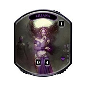 Liliana, Untouched by Death Relic Token
