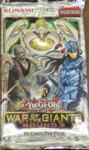 Battle Pack 2: War of the Giants - Round 2 Booster