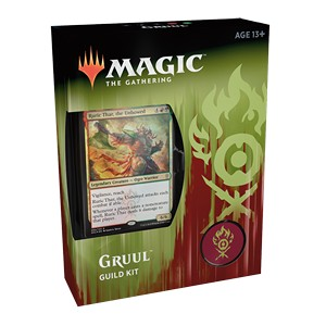 MTG Magic The Gathering Ravnica Allegiance Guild Kit Simic Zegana Utopian Speake