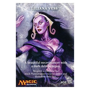 Magic 2011: Liliana Vess Sample Deck