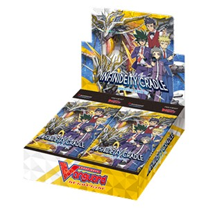 Infinideity Cradle Booster Box