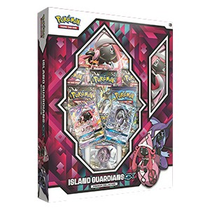 Collection Island Guardians GX Premium