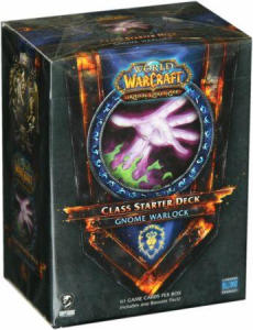 Class Starter Fall 2011: Alliance Gnome Warlock Deck