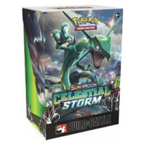 Celestial Storm: Build & Battle Kit