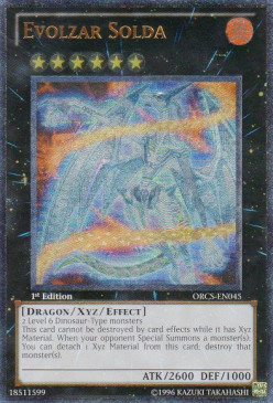 Evolzar Solda (Version 2 - Ultimate Rare)