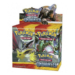 Undaunted Booster Box
