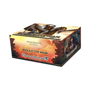 Rally to War Booster Box