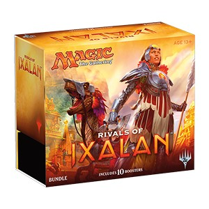 Fat Pack Bundle de Les combattants d'Ixalan