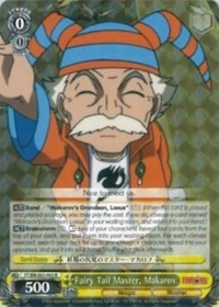 Fairy Tail Master, Makarov