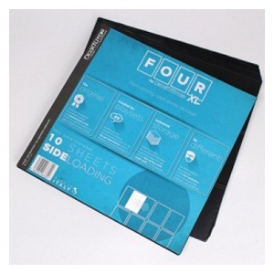 10 FOUR XL Sideloading 12-Pocket Pages