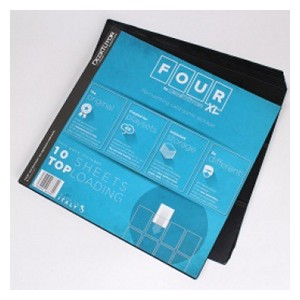 10 FOUR XL 12-Pocket Pages