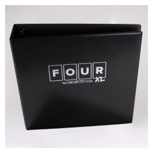 FOUR XL Ring Binder
