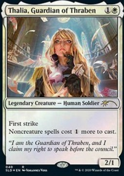 Thalia, Guardian of Thraben (V.4)