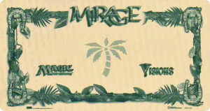 Mirage Visions Cloth Spielmatte