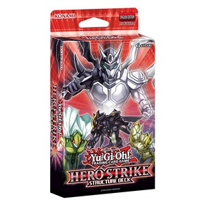 Structure Deck: HERO Strike