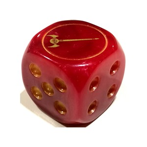 Millenium Rod Die (Red)