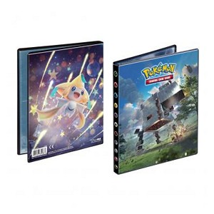Celestial Storm: 4-Pocket Binder