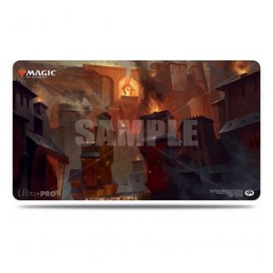 "Guilds of Ravnica: ""Sacred Foundry"" Playmat"