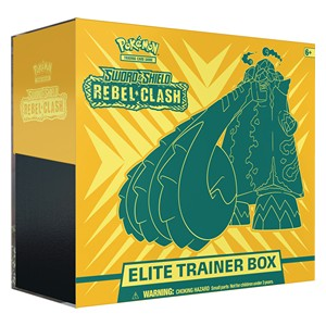 Rebel Clash Elite Trainer Box