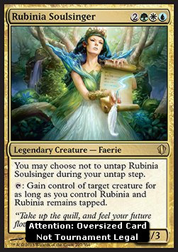 Rubinia Soulsinger (Version 2)
