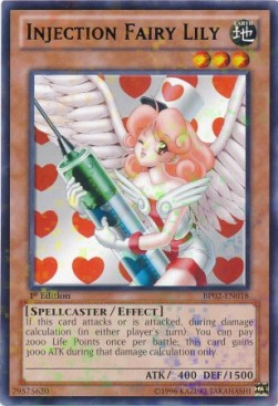 Injection Fairy Lily (V.1 - Mosaic Rare)