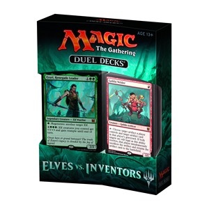 Duel Decks: Elves vs. Inventors: Komplett Set