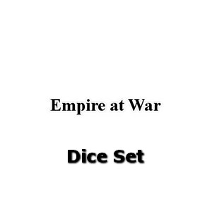 Empire at War: Dice Set