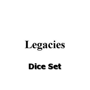 Legacies: Dice Set